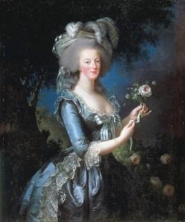 1783年_バラを持ったマリー・アントワネット_エリザベート ルイーズ・ヴィジェ ルブラン_2.jpg