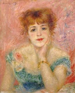 1877年_ジャンヌ・サマリーの肖像_ピエール オーギュスト・ルノワール.jpg